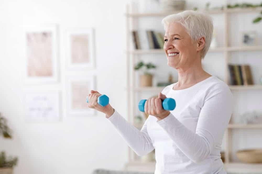 El deporte en las residencias de ancianos